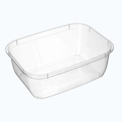 Plastic Food Storage Containers, 1000ml