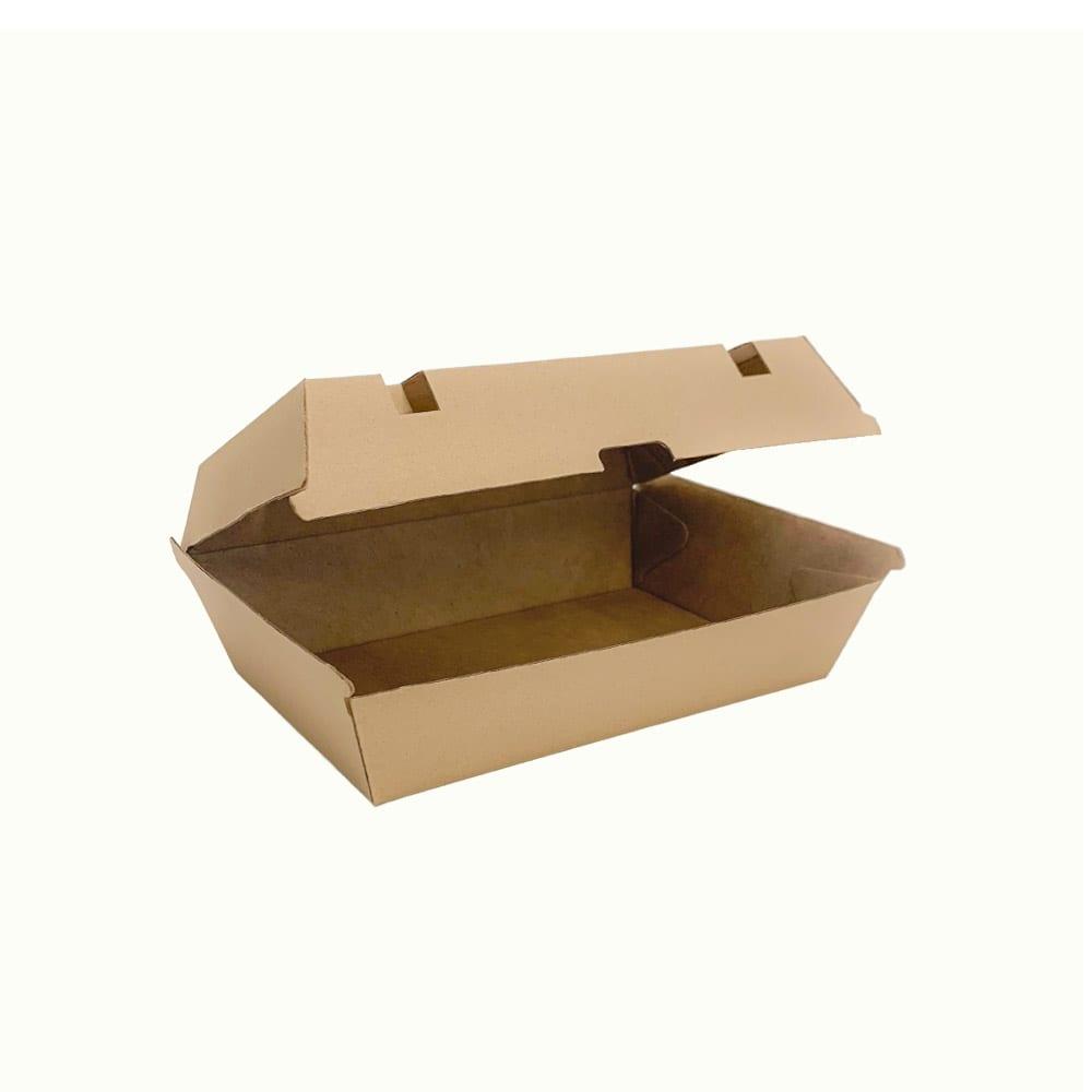 BioChoice™ Kraft Board Hinged-lid Boxes
